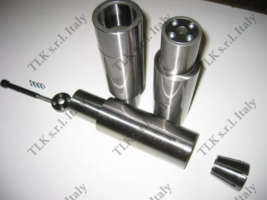 TLK adattatori per rulli per macchine converting e imballaggio